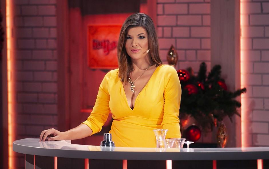 Jasna Kuljaj odkrito o tem, kakšna je v domači spalnici in kakšen seks obožuje (foto: Planet TV)