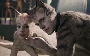 Januarja prihaja v kino film Cats!