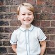 Na dan prišla nova fotografija princa Georga, navdušeni boste