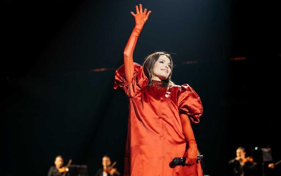 """Severina v povsem razprodanih Stožicah pripravila še zadnji """"The Magic Tour Show"""" letos (foto: Jani Ugrin)"""