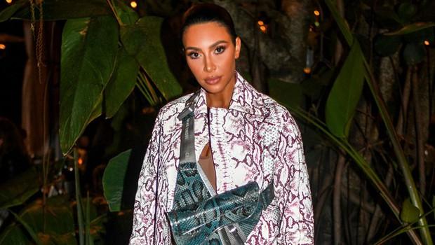 Stopili se boste, ko boste videli ljubkega sina Kim Kardashian, ki je promet vzel v svoje roke (foto: Profimedia)