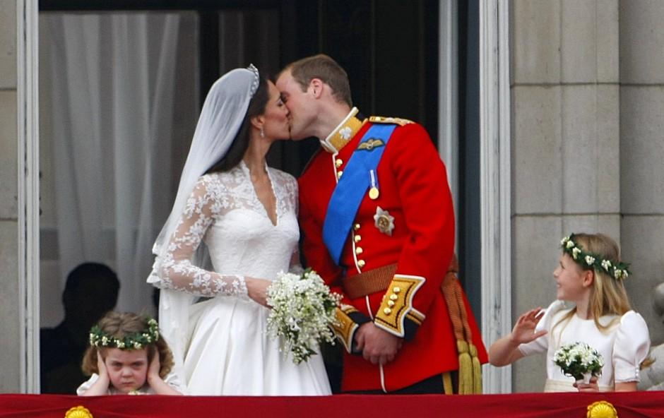 Princ William in Kate sta skupaj odlična kombinacija. Preberite si zakaj! (foto: Profimedia)