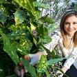 Karin Sabadin uglašena na praznične strune z družino pričakala božič