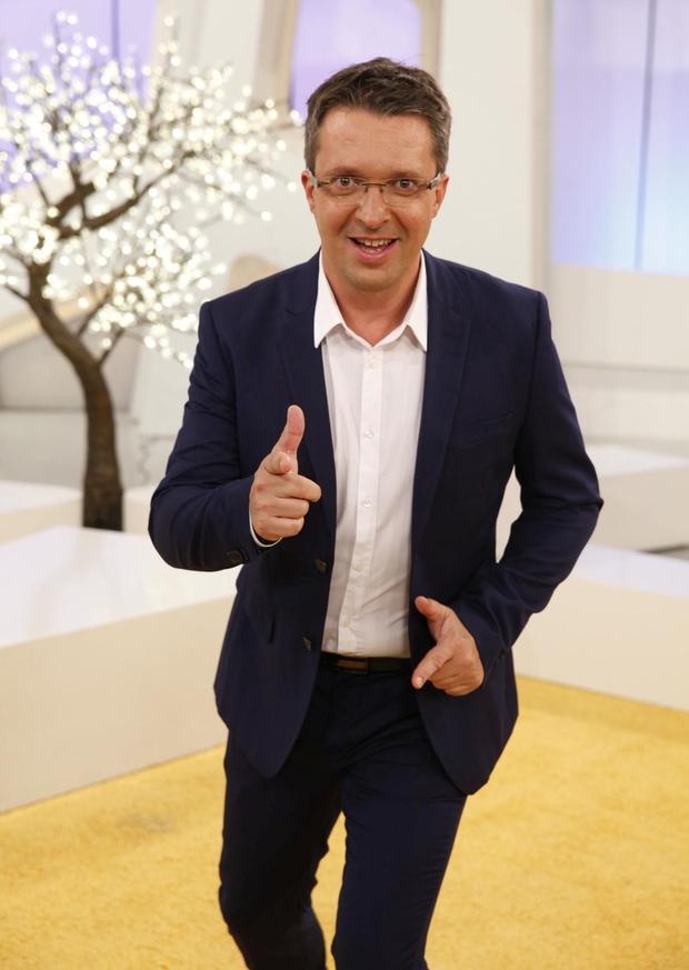 Andrej Hofer za novoletno smrečico zapravil celo premoženje (foto: Helena Kermelj)