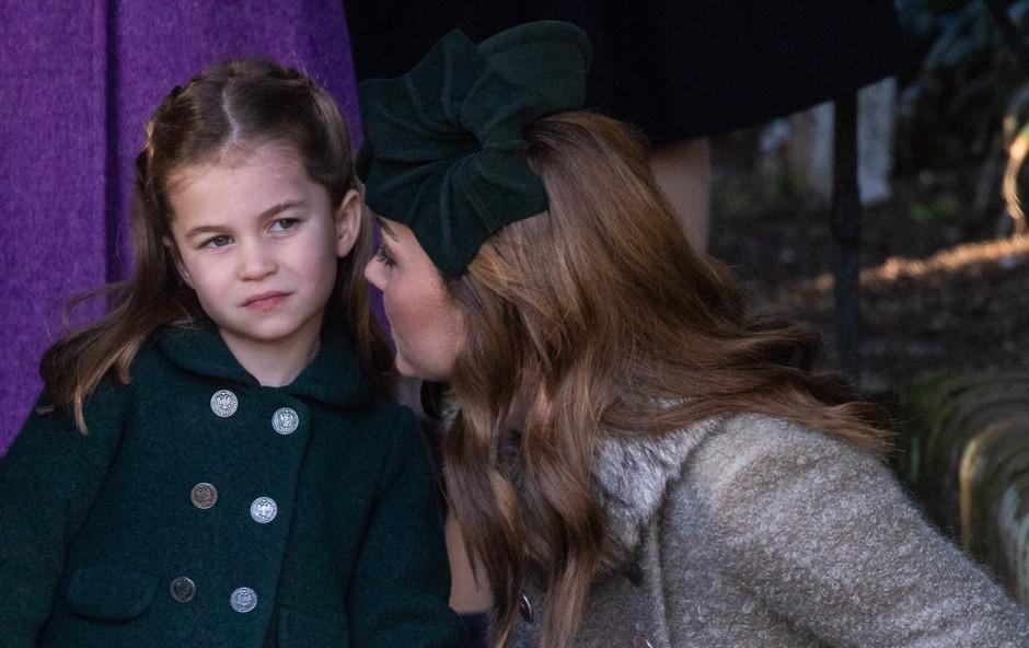 Hčerkica vojvodinje Kate, princesa Charlotte, je očarala javnost (foto: Profimedia)