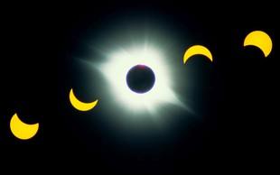 Za nami je sončev mrk, ki sporoča: Zaupaj sebi in zaupal boš svetu