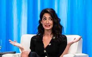 Amal Clooney naj bi bila obsedena z Meghan Markle in dela vse, da bi ostala njena prijateljica