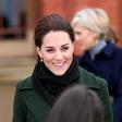 Kate Middleton se je pohvalila, da svojim otrokom sama speče rojstnodnevne torte