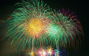 Na Kitajskem in v Hongkongu mirno vstopili v novo leto