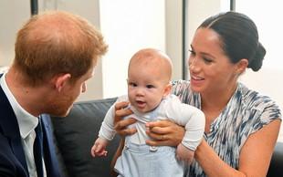 Zdaj je znano, kaj sta princ Harry in Meghan Markle za božič podarila princu Archieju