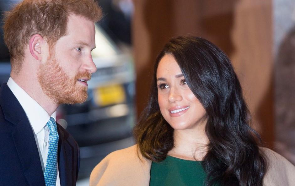 Princ Harry in Meghan sta bila zavrnjena! (foto: Profimedia)