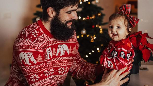 Žiga Dimec: Žal v športu ni ne vikenodv ne praznikov, upamo vsaj na prost božični večer (foto: Jana Šnuderl in Simon Gasparovic)