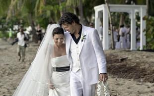 Zvezdniški pari, ki so se poročili za novo leto