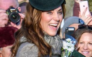 Vojvodinja Kate glede božičnega dne obžaluje eno stvar
