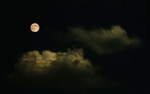 10. januarja se nam obeta močan Lunin mrk; vrata 12:12 se bodo zaprla