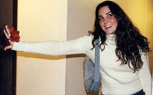 Fotografije Kate Middleton kakor jo le redko vidimo, iz mladih dni in nočnih klubov