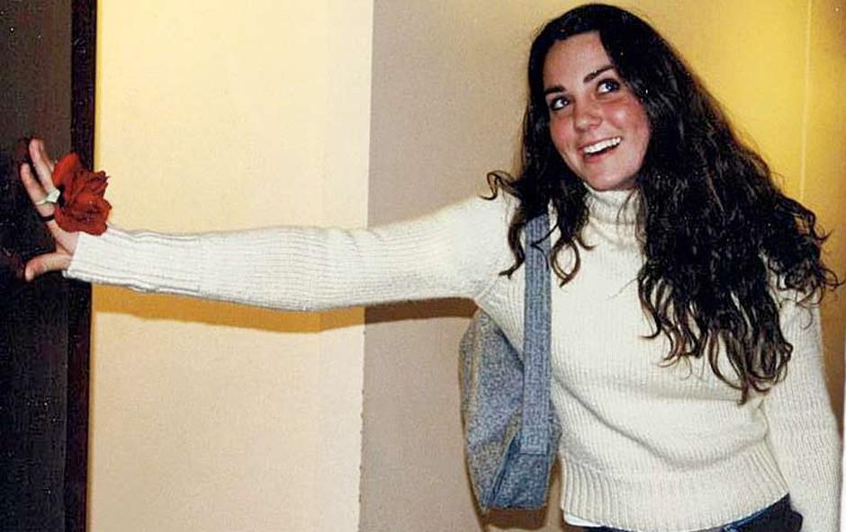 Fotografije Kate Middleton kakor jo le redko vidimo, iz mladih dni in nočnih klubov (foto: Profimedia)