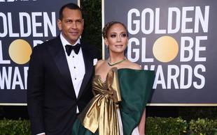 Zgodovina ljubezenske zgodbe med Jennifer Lopez in Alexom Rodriguezom