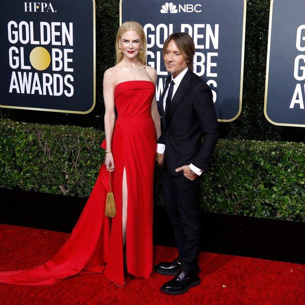 Nicole Kidman in Keith Urban