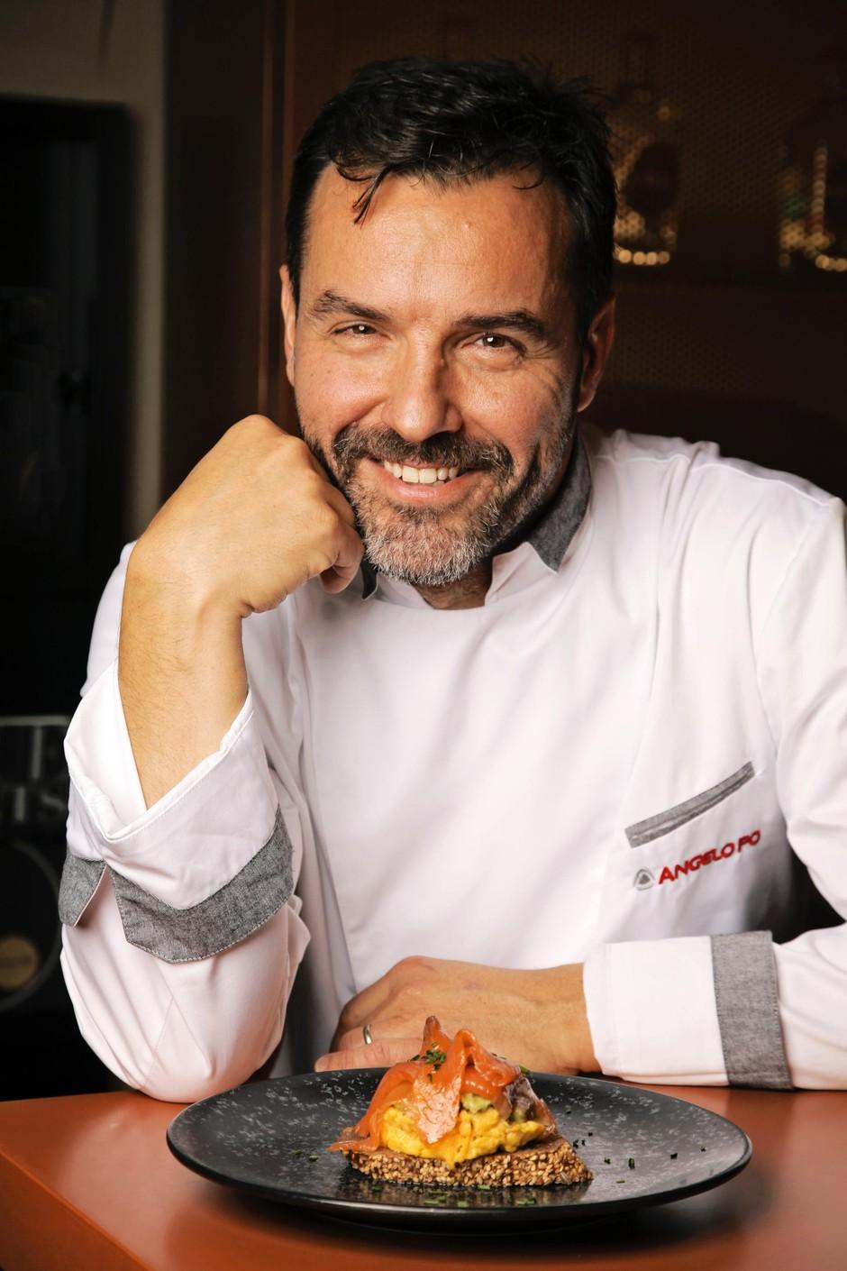 Bernard Markovič - Chef, ki prisega na lokalno (foto: Aleksandra Saša Prelesnik)