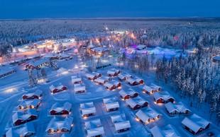 Rovaniemi - Božičkova vas