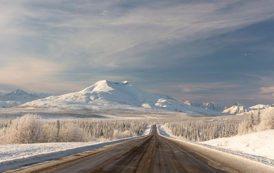 Po treh tednih na mrazu so na Aljaski rešili 30-letnega moškega (foto: Profimedia)
