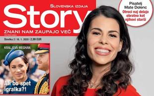 Ana Maria Mitič za Story: Materinstvo je zelo osamljen poklic