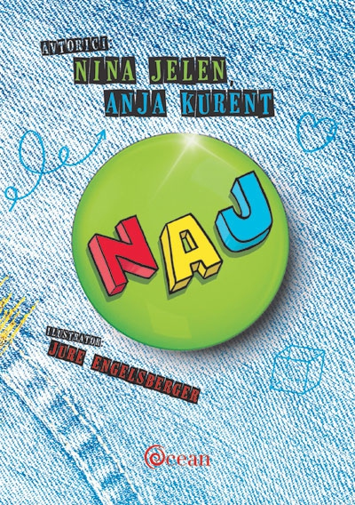 Oceanova knjiga NAJ za mladostnike na začetku najstništva (foto: Ocean Press)
