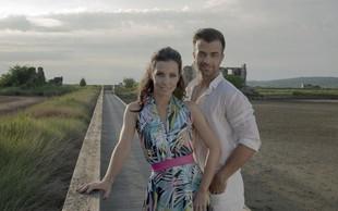 Gašper Rifelj in Maja Geršak bosta kaj kmalu zibala
