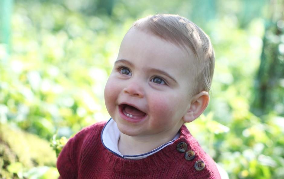 Na dan prišlo, kaj princ Louis še posebej obožuje (foto: Profimedia)
