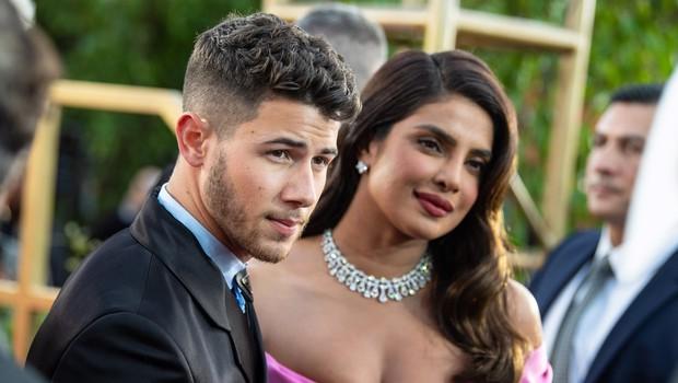 Zaradi česa si je Priyanka Chopra želela spoznati Nicka Jonasa? (foto: Profimedia)