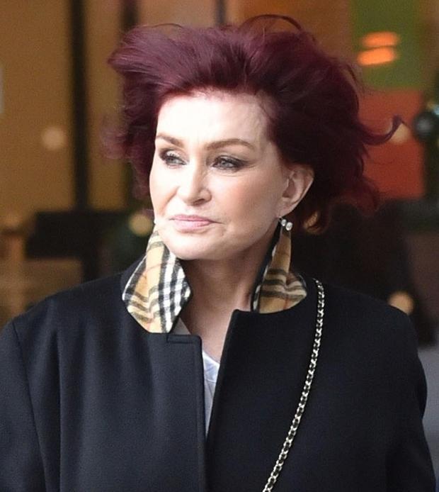 Sharon je odkrito povedala, da je bila že četrtič na 'faceliftingu'. (foto: Rushen/Backgrid/Backgrid Uk/Profimedia)
