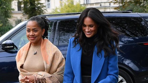 Na dan prišlo, kaj si o odhodu Meghan Markle s kraljevega dvora misli njena mama Doria Ragland (foto: Profimedia)