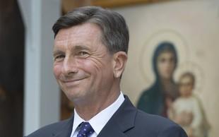Borut Pahor razkril, kako se je začel njegov 'pohod' med zvezde instagrama