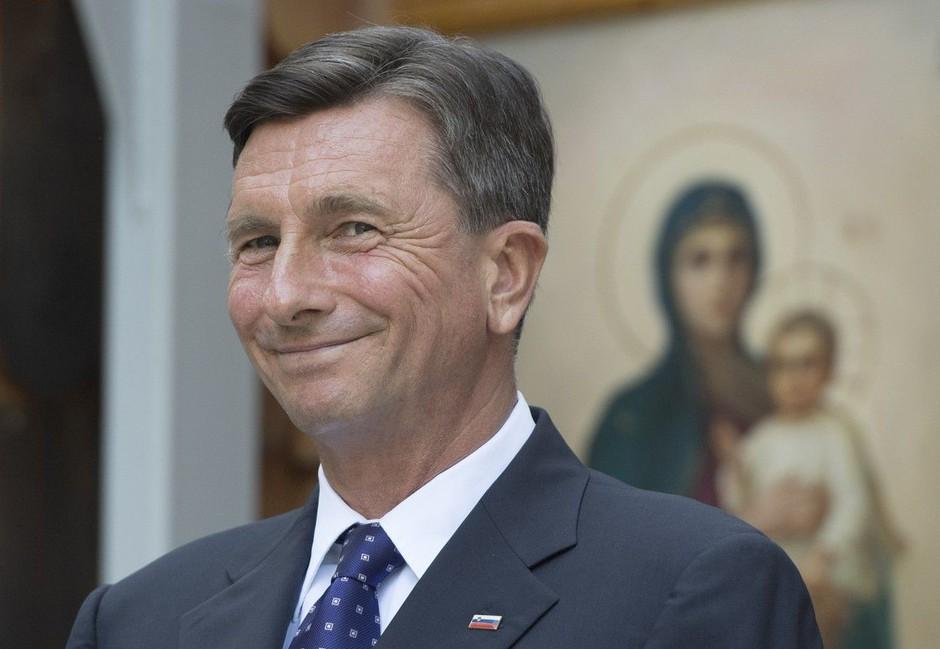 Borut Pahor razkril, kako se je začel njegov 'pohod' med zvezde instagrama (foto: Profimedia)