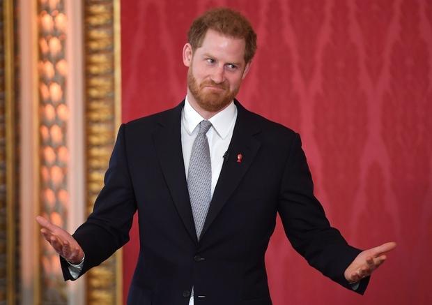 Princ Harry priznal, da je ob odhodu iz kraljeve družine izjemno žalosten in da odločitev ni bila niti malo lahka (foto: Profimedia)