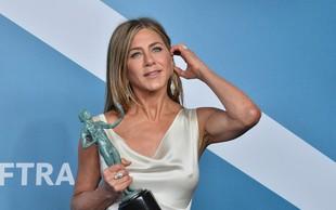 Jennifer Aniston je povsem raznežila svoje oboževalce, poglejte si ta ganljiv prizor