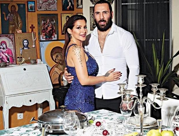 Zvezda balkanske glasbene scene Seka Aleksić rodila sina Jovana (foto: Osebni album)