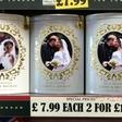 Prek spleta ni več mogoče kupiti spominkov s poroke princa Harryja in Meghan Markle