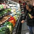 Sarah Jessico Parkerpaparaci ujeli v supermarketu in videti je bila povsem drugače kot v seriji Seks v mestu