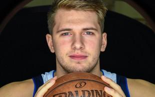 Poglejte si, kako se je Luka Dončić poklonil pokojnemu košarkarju Kobeju Bryantu