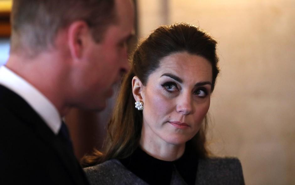 Kate Middleton jokala v koncetracijskem taborišču na Poljskem (foto: Profimedia)