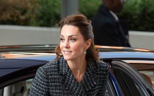 Vsi se sprašujejo, zakaj Kate Middleton ni nosila zaročnega prstana