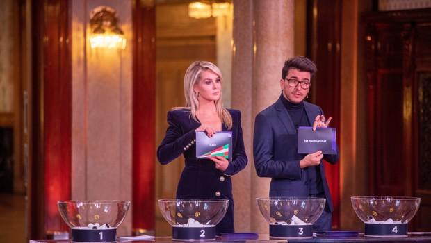 Slovenija bo letos na Evroviziji nastopila v 'težkem' I. predizboru (foto: Roel Dijkstra Fotografie, Marc Heeman)