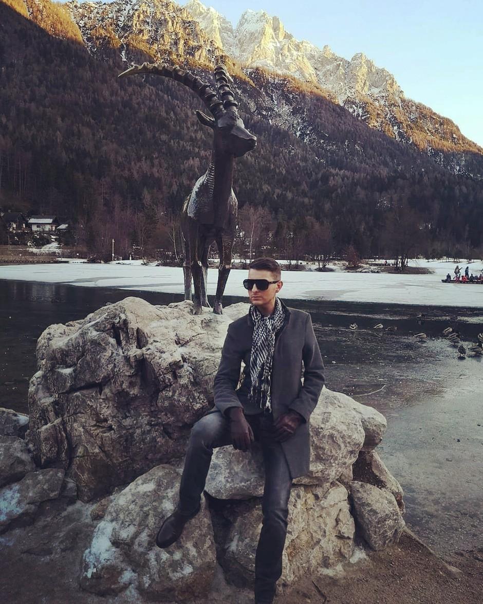Damjan Murko:  Takih lepot, ki jih ponuja naša dežela, ne najdem nikjer (foto: Osebni album)