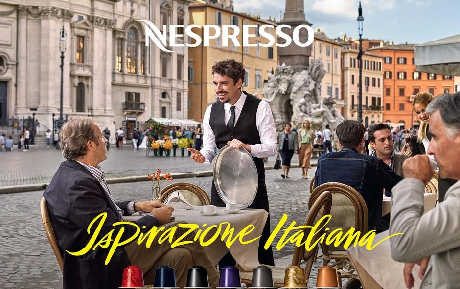 ODKRIJTE PRAVO ITALIJANSKO KAVO Z NESPRESSO ISPIRAZIONE ITALIANA (foto: Promocijsko gradivo)