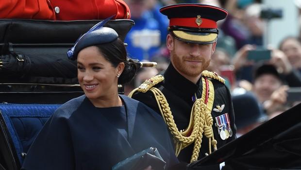 Poglejte si, kaj je  hišna pomočnica princa Harryja in Meghan Markle za njiju nakupila v supermarketu (foto: Profimedia)