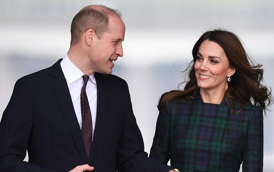 Princ William priznal, da je Kate Middleton v tem športu enostavno nepremagljiva (foto: Profimedia)