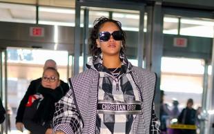 Rihanna naj bi že imela novega potencialnega fanta