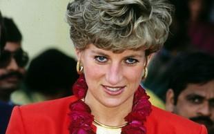 Princ Harry in princ William sta zaradi princese Diane takrat zardevala do ušes